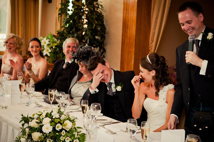 Wedding Officiant Speech Ideas: We Write. You Deliver. They Love It
