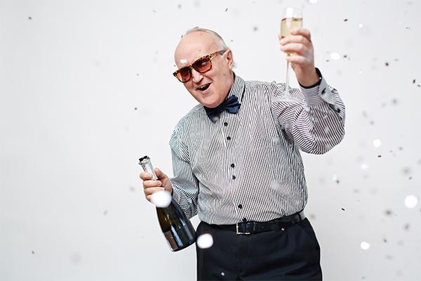 Retirement Man